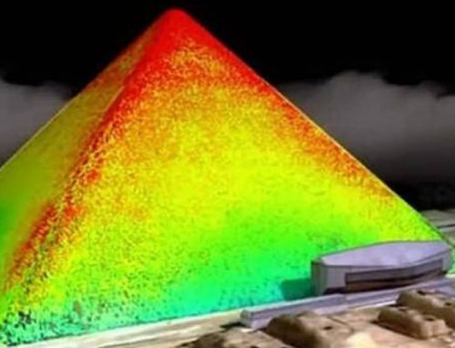 Thermal scan of Giza pyramids may point to hidden tombs