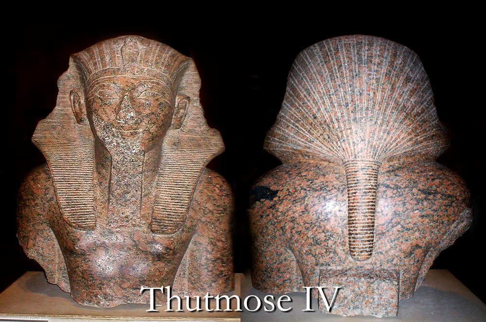 The crowns of the pharaohs - Ancient Egyptian Connections