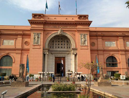 Egyptisch Museum – Caïro
