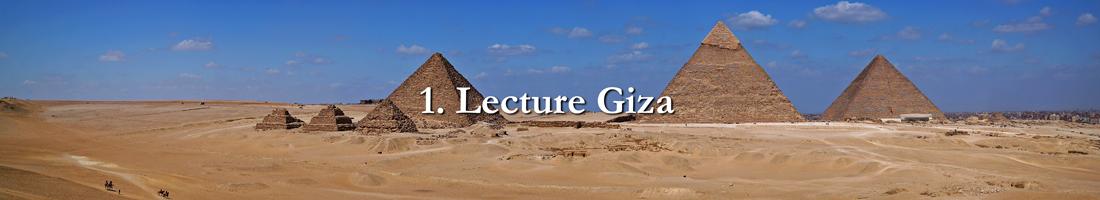 Lecture Giza