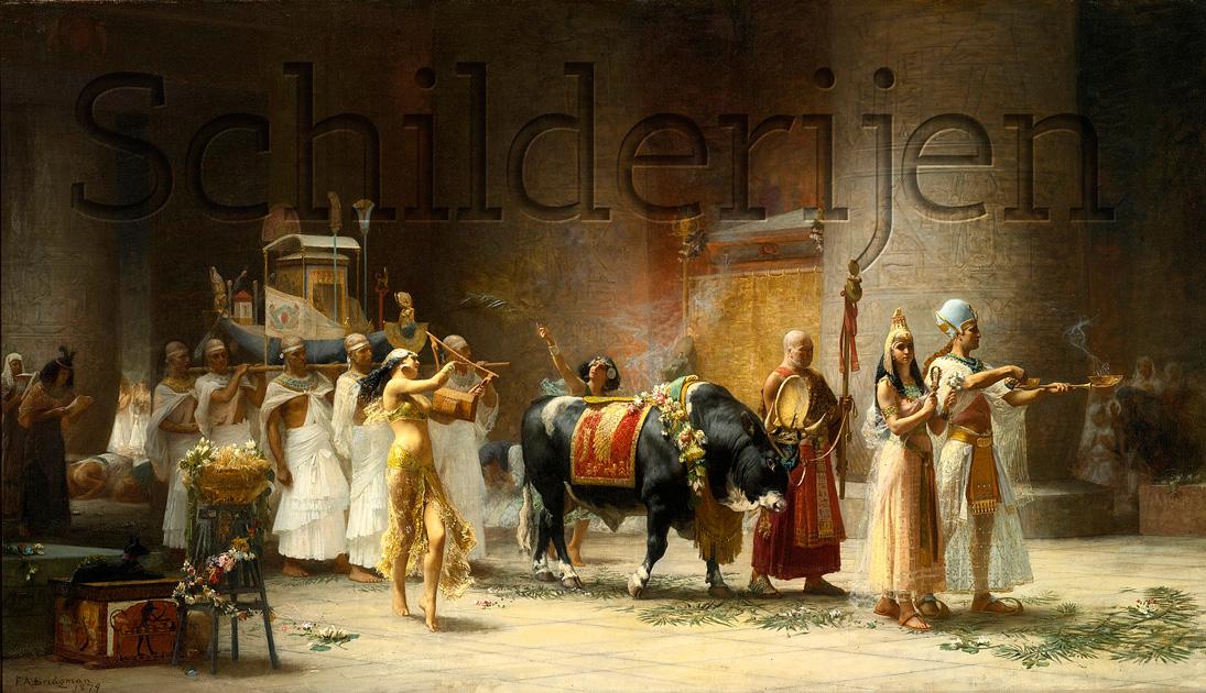 Schilderiijen Oude Egypte