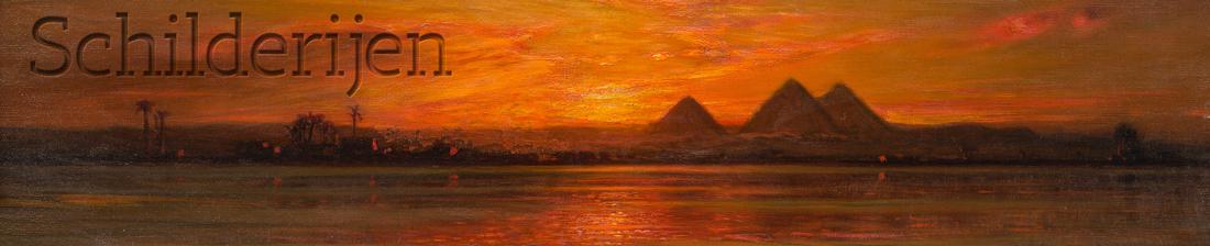 Schilderijen Oude Egypte