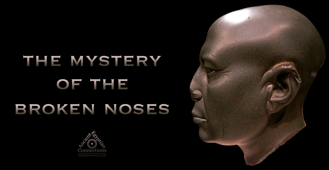 The Mystery of the Broken Noses