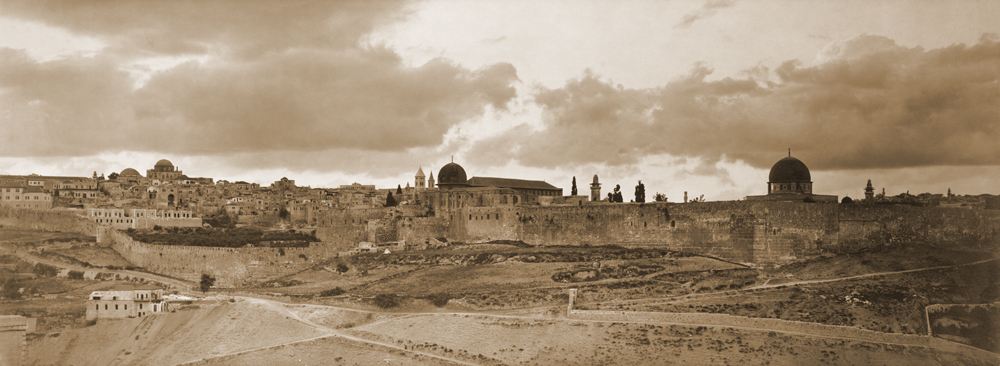 Jerusalem, early 20th century
