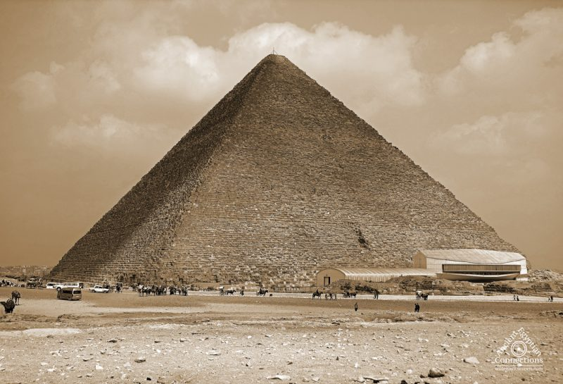 The Great Pyramid and Electromagnetic Energy - Ancient Egyptian