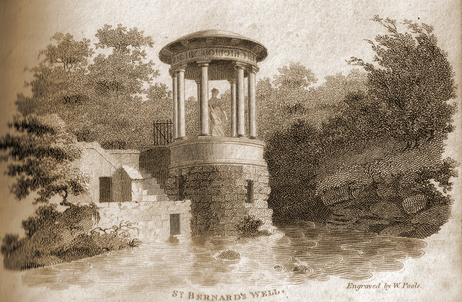 Saint Bernhard's Well