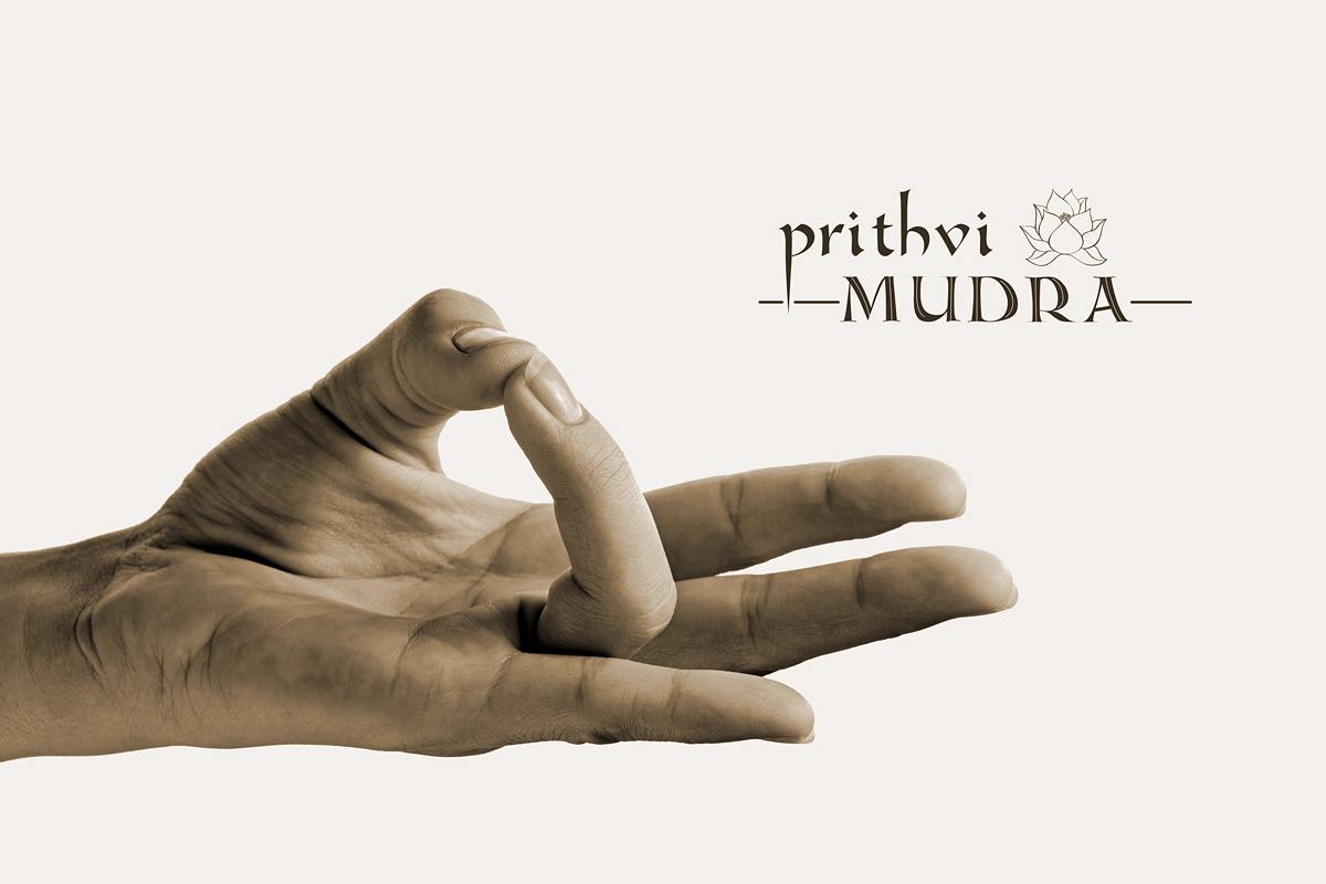 Pritthvi Mudra