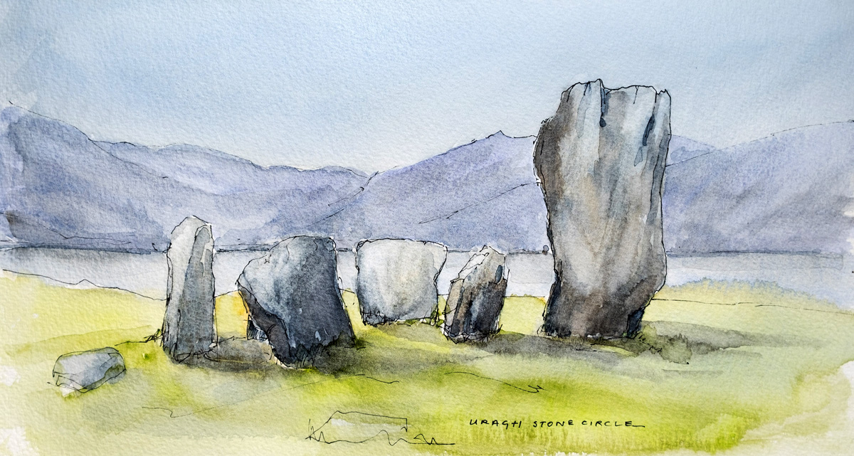 Uraghi Stone Circle