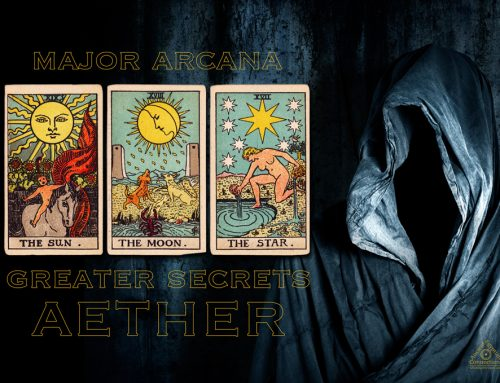 The Major Arcana of the Tarot – Greater Secrets