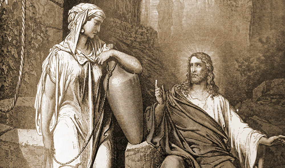Jesus-and-the-Samaritan-woman-at--Jacob's-Well