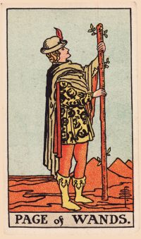 Rider-Waite Tarot Deck - 1920 - Ancient Egyptian Connections
