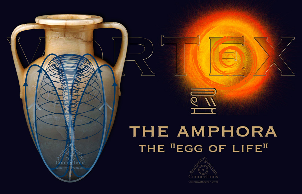 """The Amphora - the """"Egg of Life"""""""